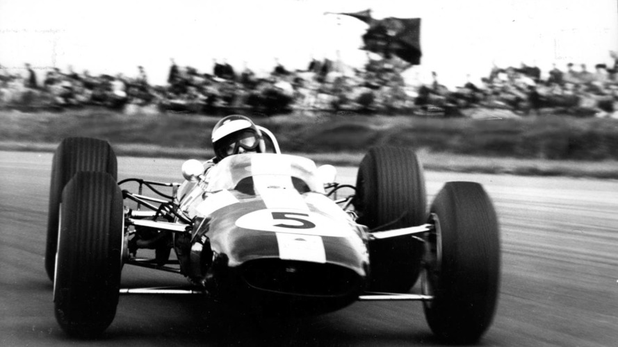Famous Jim Clark Lotus to be restored