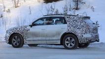 2018 Volkswagen Touareg spy photo