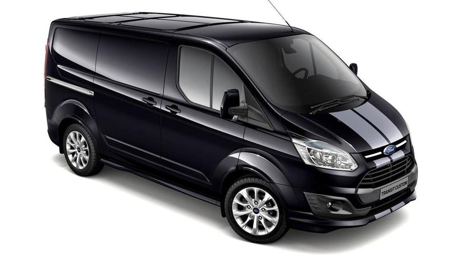 Ford Transit Custom Sport announced