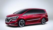 2013 Honda Concept M 20.04.2013