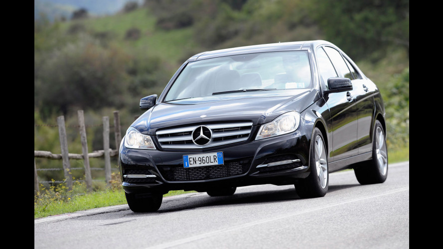 Mercedes C 180 CDI BlueEFFICIENCY