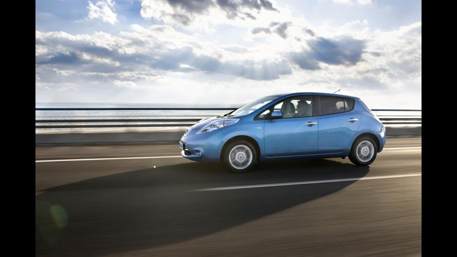 Negli USA l'auto elettrica si ricarica a casa
