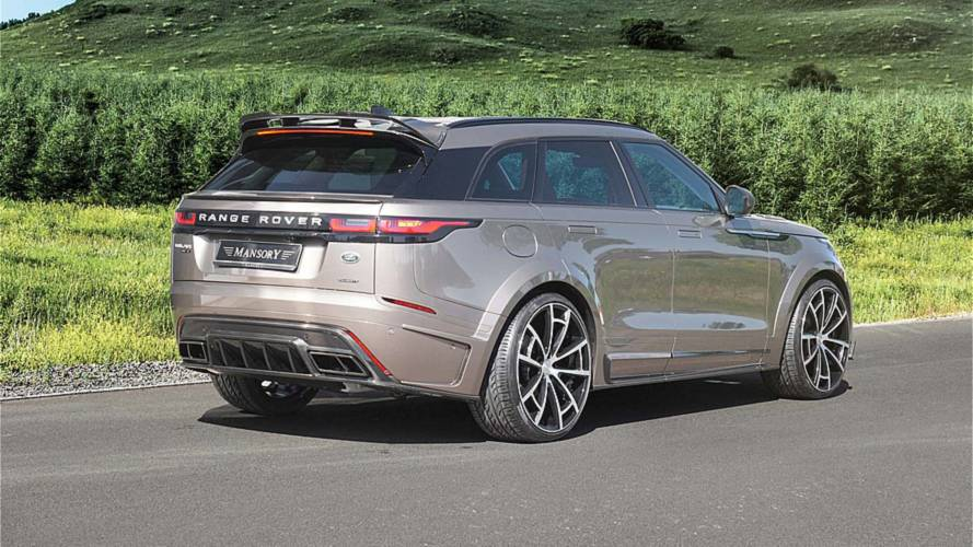 Land Rover Range Rover Velar by Mansory