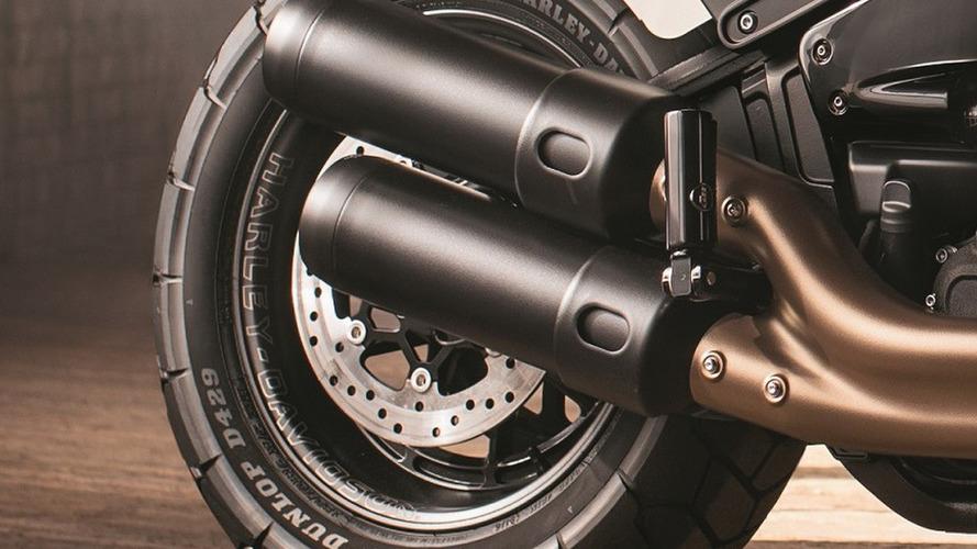 Dunlop presenta el D429, un neumático especial para Harley-Davidson