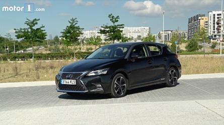 ¿Qué coche comprar? Lexus CT 200h 2018