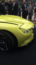 BMW 3.0 CSL Hommage concept live photos / Scuderia Cameron Glickenhaus