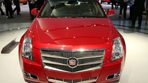 New Cadillac CTS at 2007 NAIAS