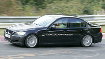 BMW 3-Series Facelift Spied!