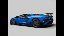 Yeni Lamborghini Aventador Roadster göz kamaştırıyor