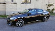 2016 Honda Civic Sedan: Review CA