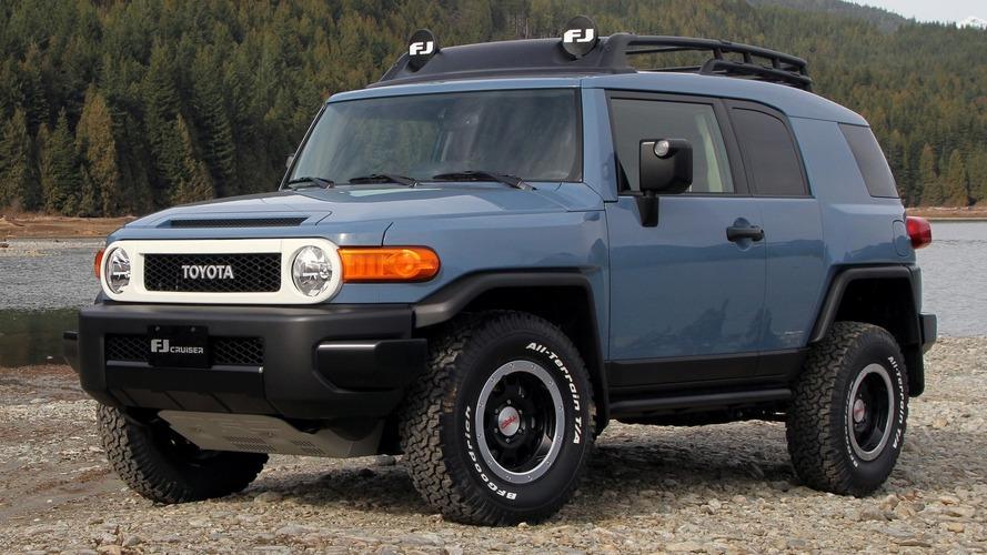 Toyota FT-4X ismi, FJ Cruiser'ın veliahtını işaret ediyor olabilir