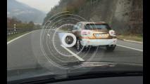 Mercedes GLA restyling 2017, le foto spia 005