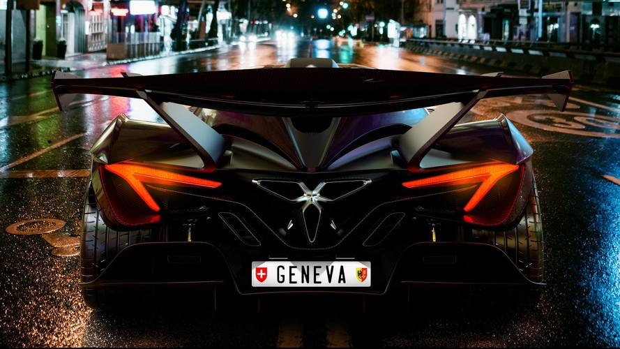 Apollo IE hypercar is heading to Geneva, but not the show