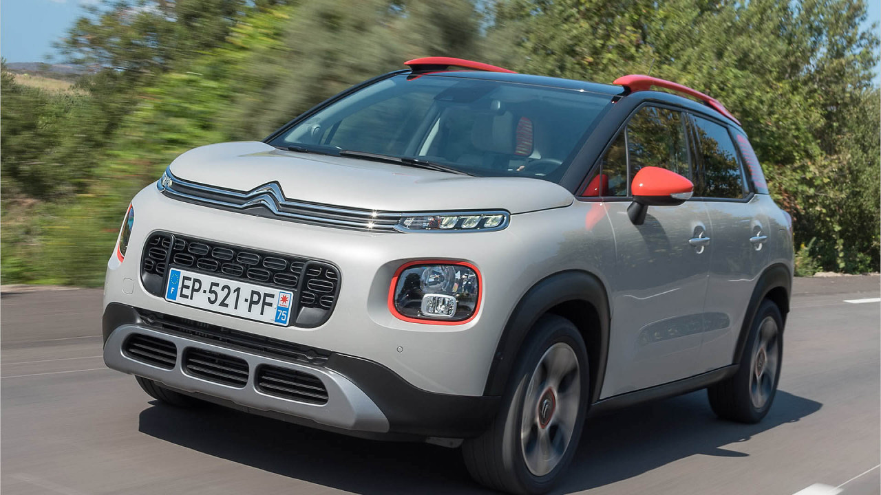 Platz 5: Citroën C3 Aircross (171 Punkte)