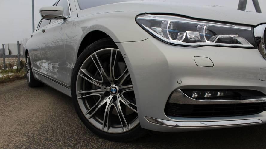 BMW 750Ld Individual