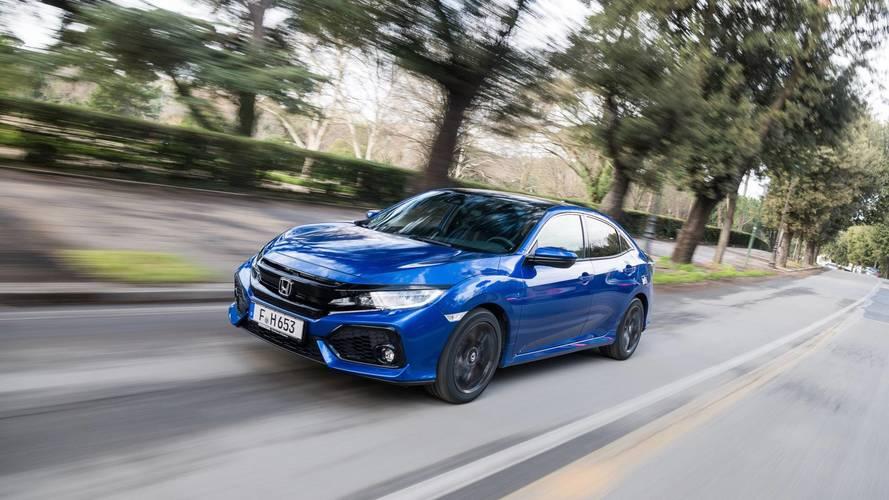 2018 Honda Civic dizel