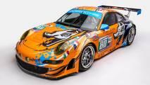 2009 Porsche 911 RSR Art Car