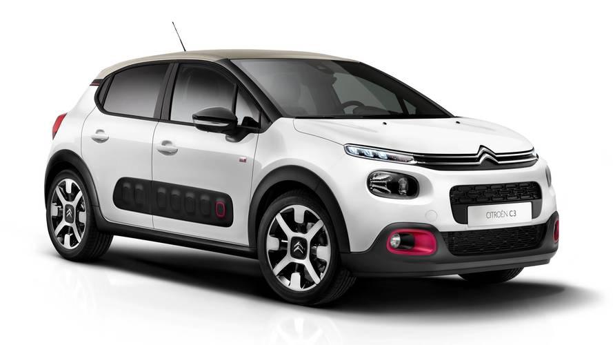 Nouvelle Citroën C3 Elle - La plus féminine des C3