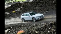 Audi A4 allroad, lo spot sull'Etna 006