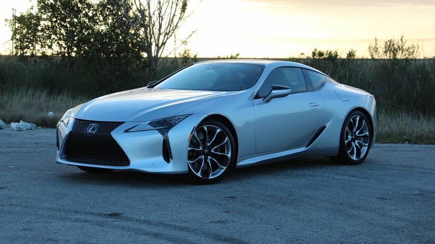 Gelecekteki Lexus F modellerinin tamamı hibrit olabilir