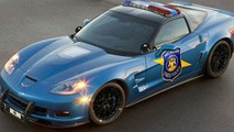 Corvette ZR1 Police Car