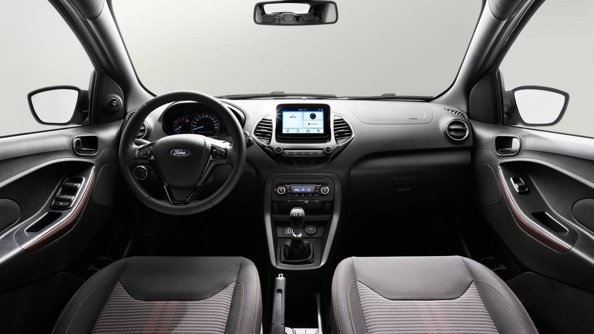 Ford Ka Facelift E Active 2018 Ford Europa Autopareri
