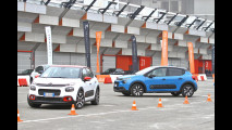 Le aree esterne del Motor Show 2016