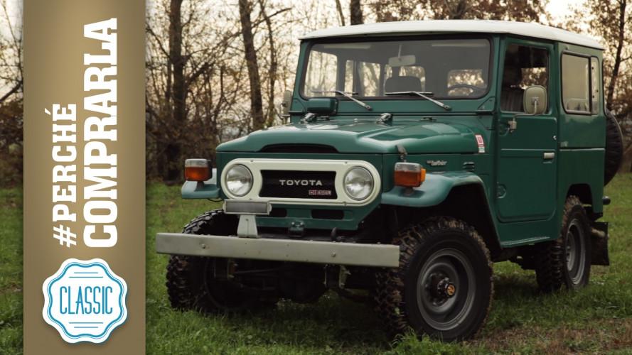 Toyota Land Cruiser BJ40, perché comprarla… Classic