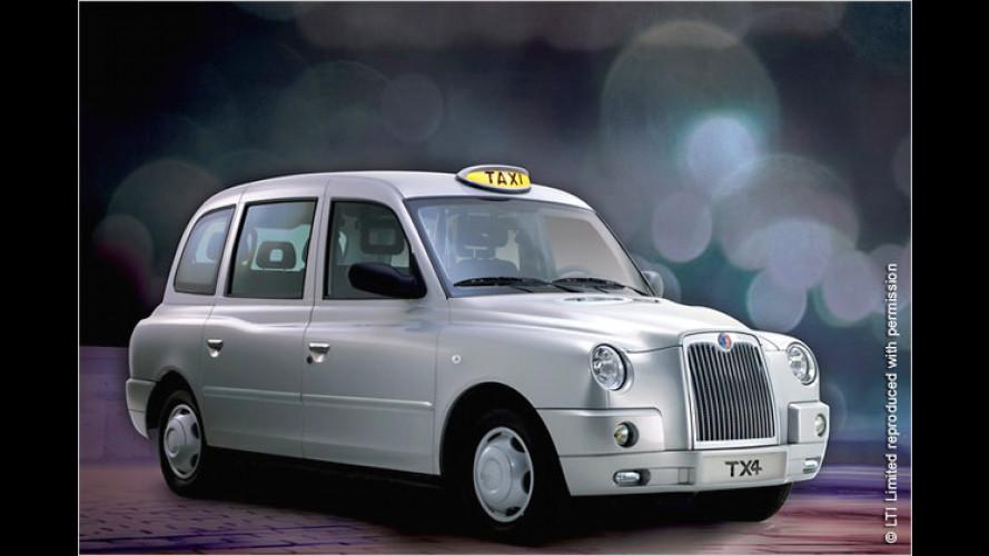 London Taxi: In Bella Italia und unter heißer Wüstensonne