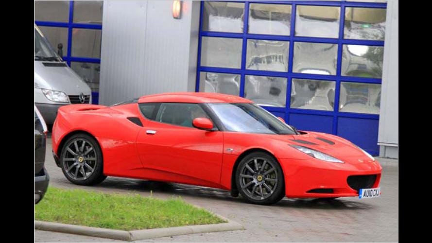 Lotus Evora S: 70 PS stärker, aber von außen kaum anders