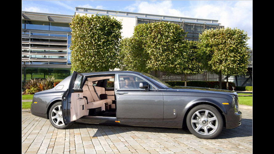 Überedel: Rolls-Royce in Paris