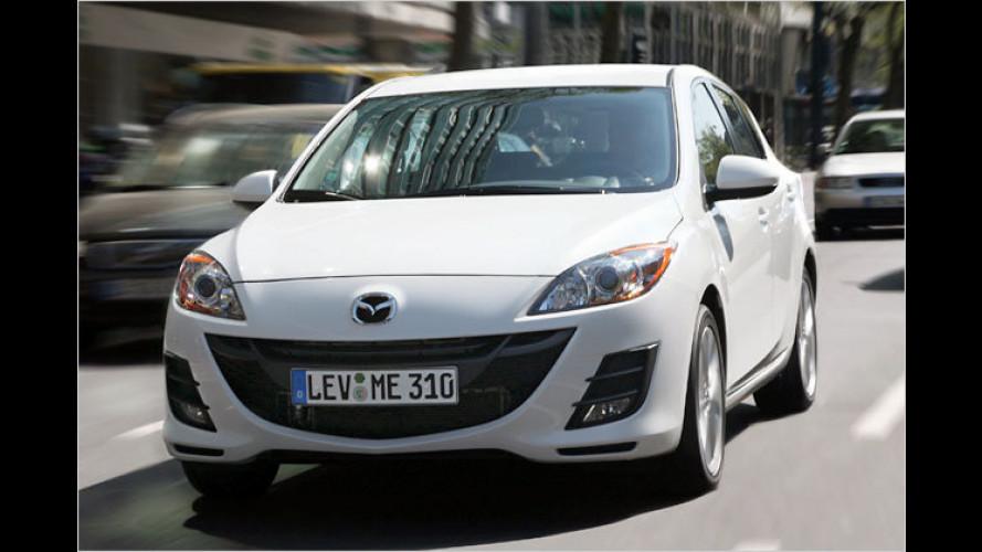 Mazda will noch umweltfreundlicher werden