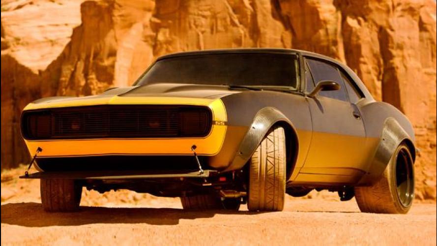 Transformers 4: le auto protagoniste