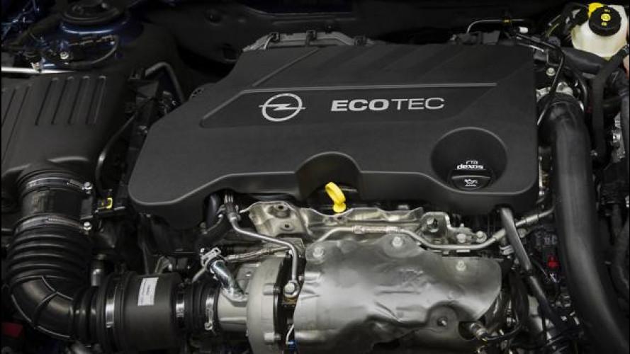Opel, pronto il nuovo motore 2.0 diesel 170 CV Euro 6