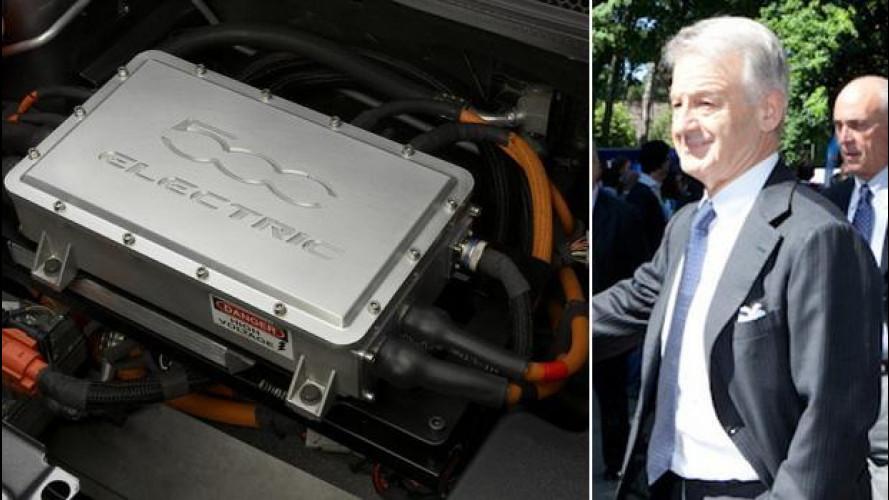Clini: è un peccato che Fiat non creda nell'auto elettrica