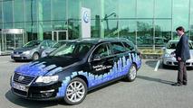 VW Debuts Park Assist Vision Concept