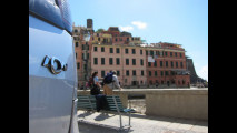 Peugeot iOn a Vernazza