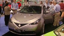 ZAP-X Crossover SUV Sketch Unveiled