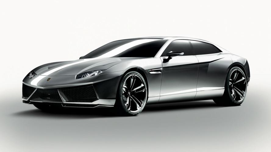 Lamborghini pensa a una berlina 4 porte