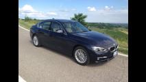 BMW 330e, test di consumo reale Roma-Forlì