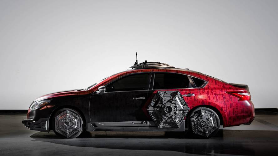 2018 Nissan Altima Special Forces TIE Fighter