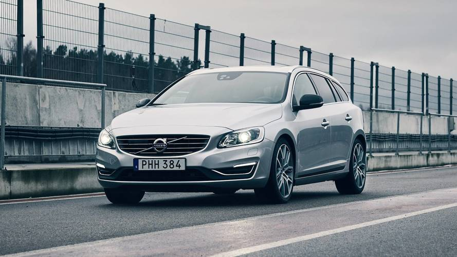 Volvo Celebrates Racing Success With S60, V60 Champion Editions