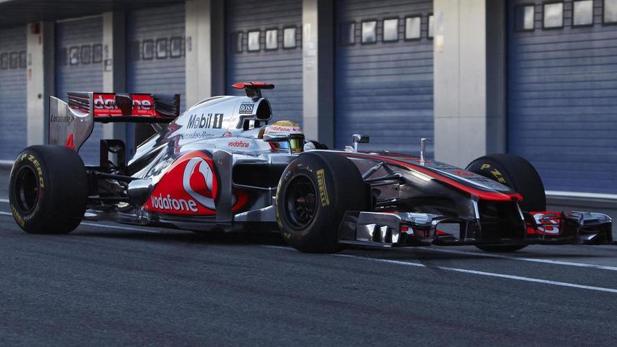 F1 testing Pecking order hints McLaren fast, Ferrari not