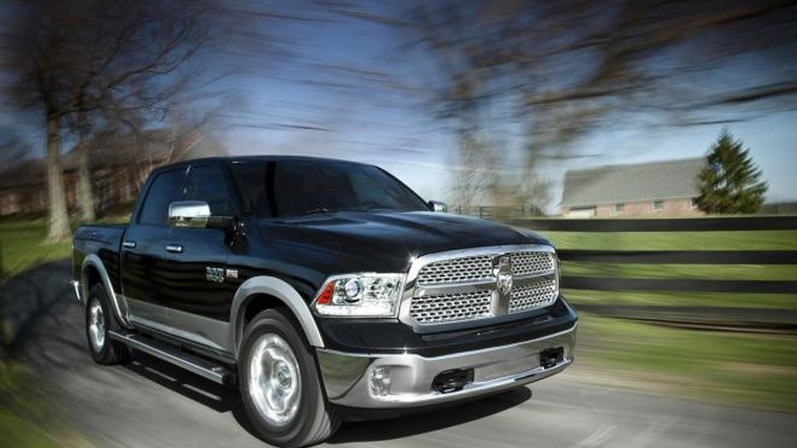 Ram considering an ultra-luxury pickup?