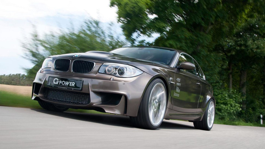 BMW 1-Series-based G1 V8 Hurricane RS hits 314 km/h [video]