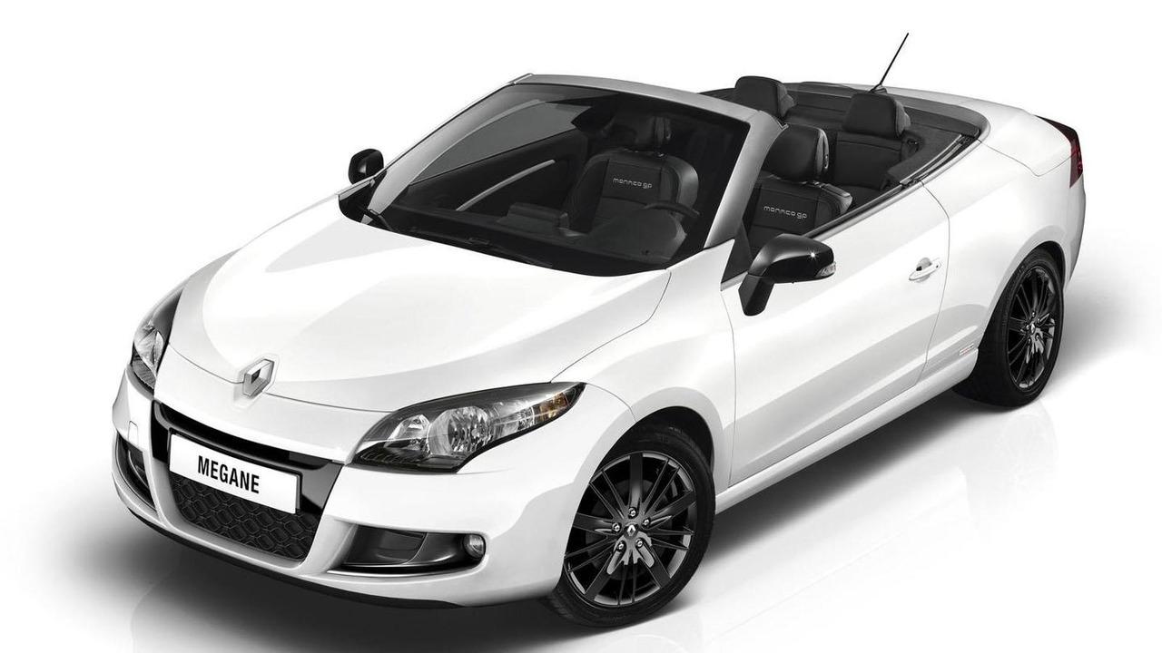 Renault Megane Coupe Cabriolet Monaco Gp Announced