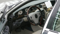 Chinese Rover 75 Spy Photos - Interior