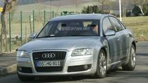 New Audi A8 Spy Photos