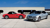BMW Z8 & M5