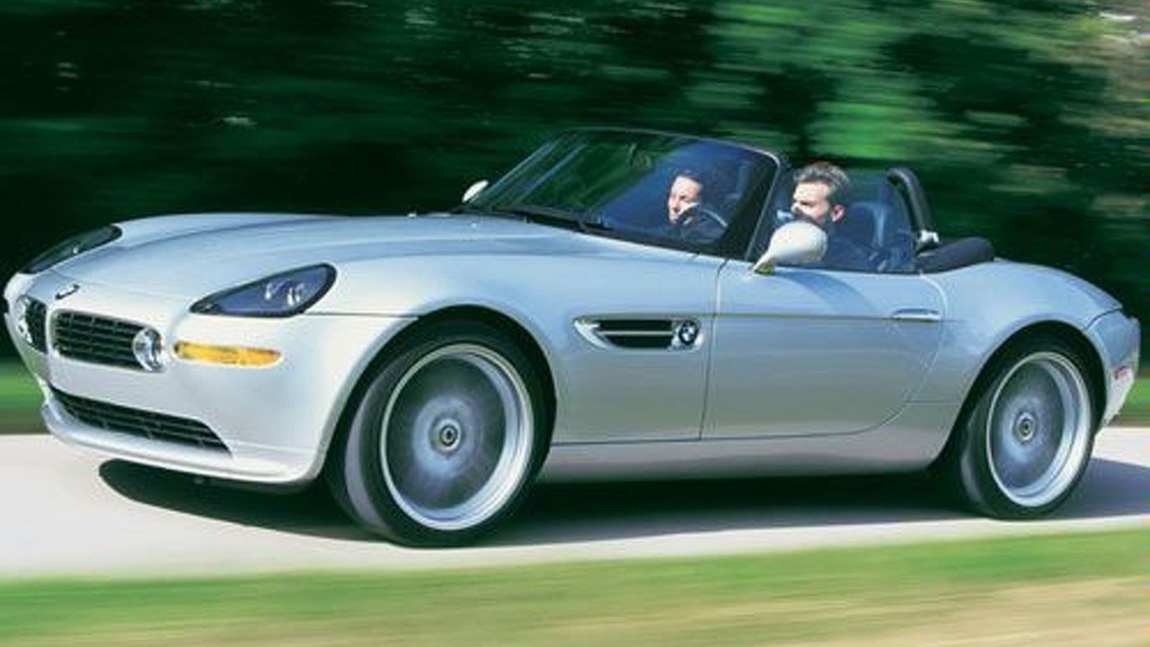BMW Alpina Z8 Roadster V8